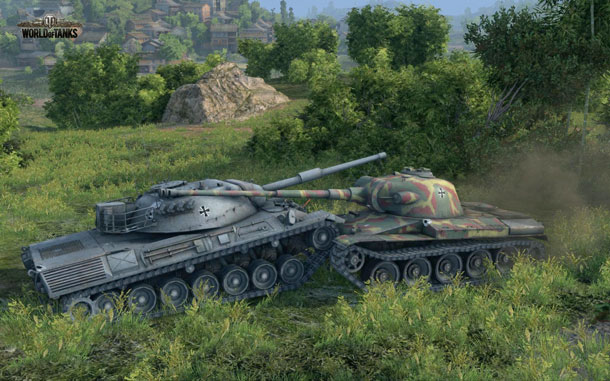 World of Tanks en los World Cyber Games 2013