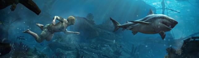 La acción submarina llega a Assassin's Creed IV Black Flag.