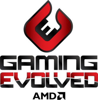 AMD Gaming Evolved logo