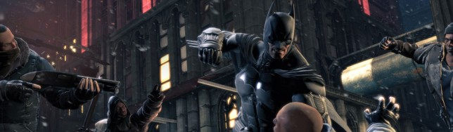 Batman Arkham Origins: Copperhead