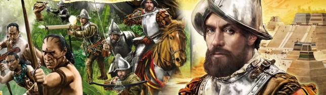 Pack Conquistadores del Nuevo Mundo de FX Interactive.