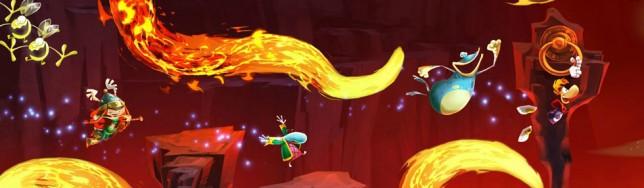 Rayman Legends para PC llegará el 29 de agosto.