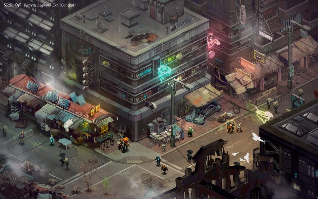 Shadowrun Returns saldrá a la venta el 25 de julio en Steam.