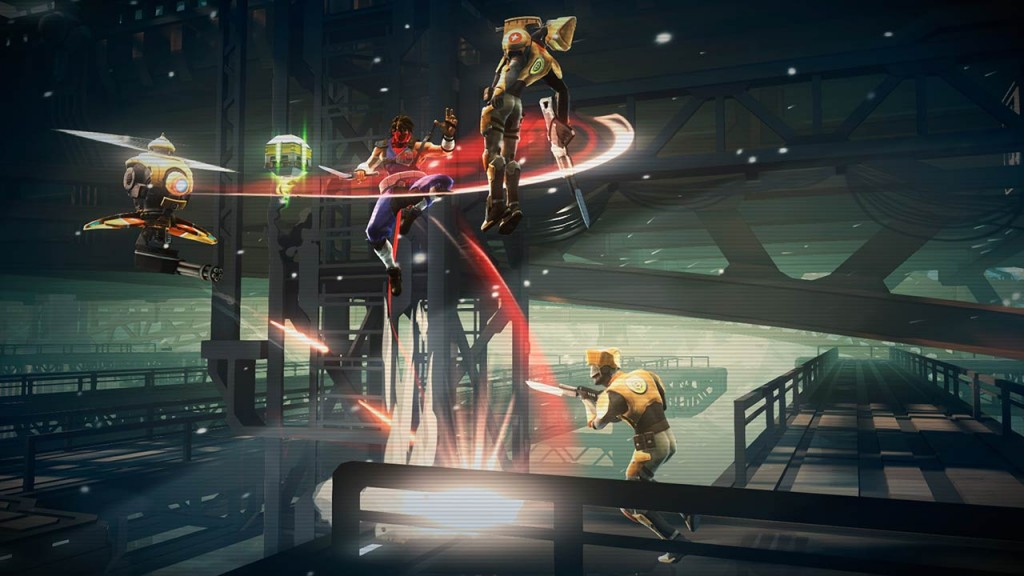 Strider, el clásico de las recreativas de Capcom, renacerá en 2014 en PC.