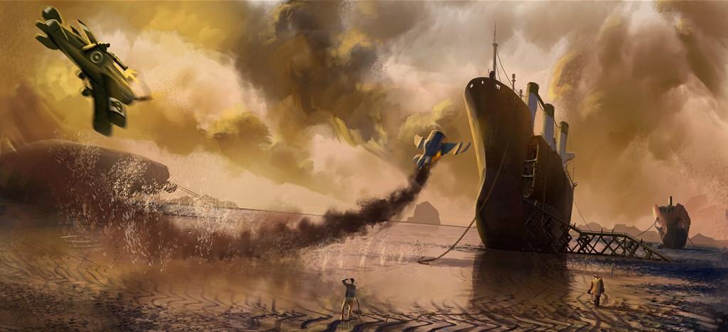 ¿Diseño de Nick Carver para el futuro MMORPG Titan de Blizzard?