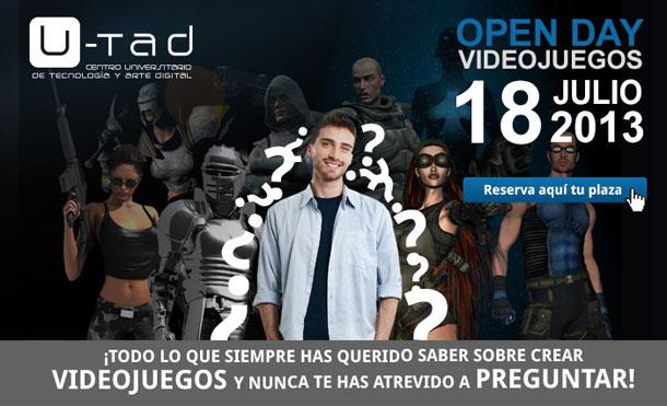 U-tad Open Day
