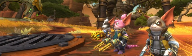 Wildstar: Chua y Mordesh