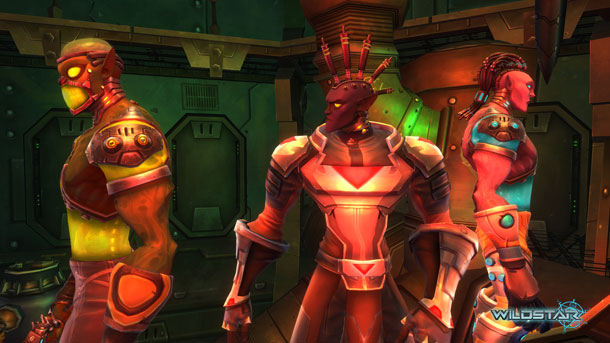 Wildstar: los Mordesh