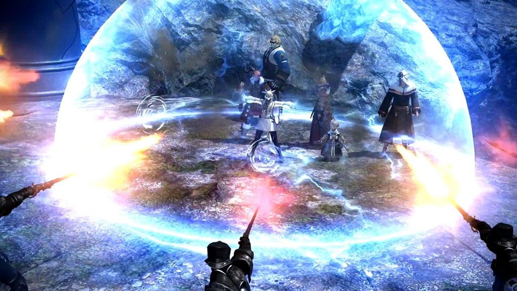 El nuevo MMORPG de Square-Enix que viene a hacernos olvidar el viejo FF XIV.