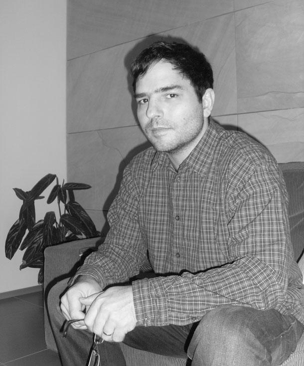 John Mamais es el productor ejecutivo de The Witcher 3 Wild Hunt.