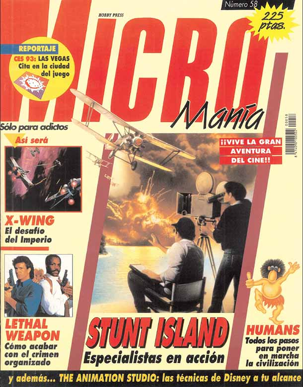 MICROMANIA MM 58 EP 2 FEBRERO 1993