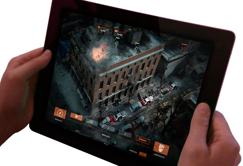 El modo Companion se podrá manejar desde la pantalla de un tablet.