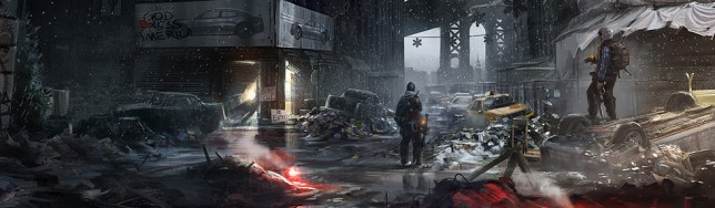 The Division ya es oficial para PC.