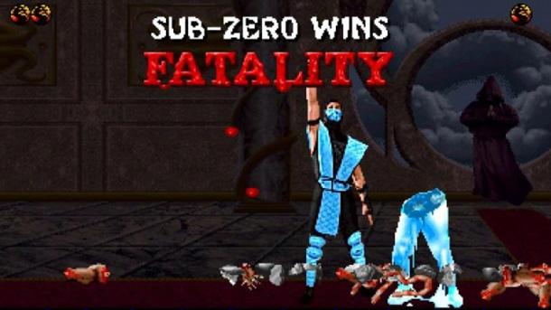 Videojuegos polémicos - Mortal Kombat
