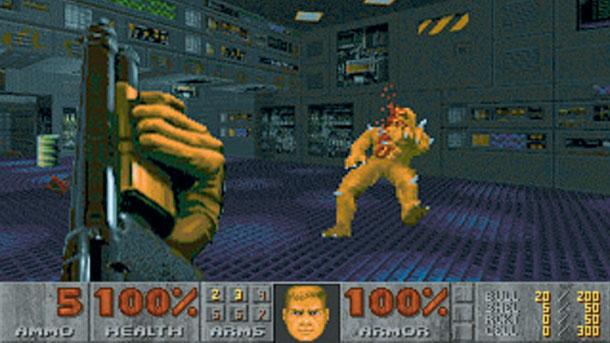 Videojuegos polémicos - Doom