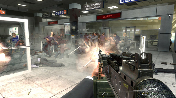 Videojuegos polémicos - Call of Duty Modern Warfare 2