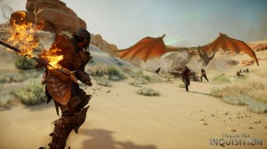 Dragon Age Inquisition - MOUNTAIN GTM