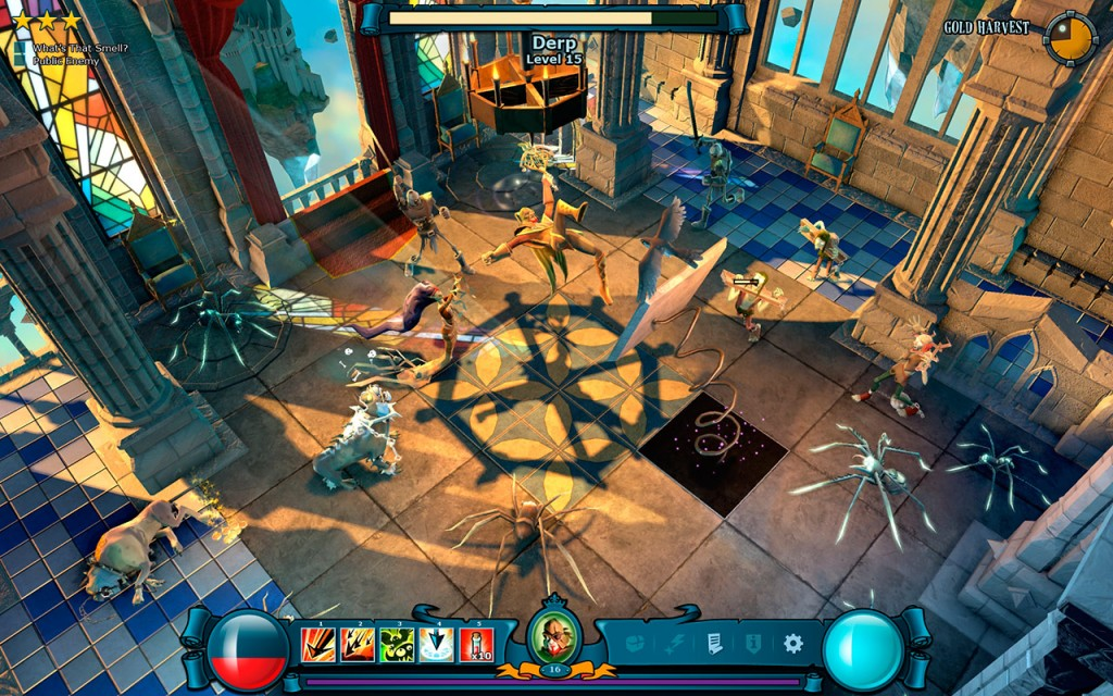 The Mighty Quest for Epic Loot abre sus puertas.