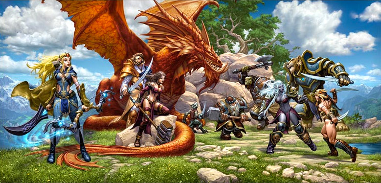 ¿Qué será lo nuevo de EverQuest que presentará SOE?