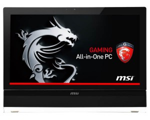 AG2712A MSI All-in-One frontal