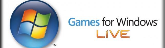 Games for Windows Live desconectará en 2014.