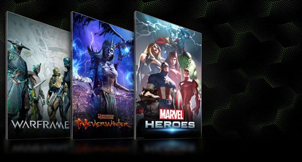 Nvidia regala 55€ para los nuevos free2play