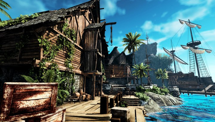 Risen 2 Dark Waters está en un The Humble Bundle espectacular de Deep Silver.