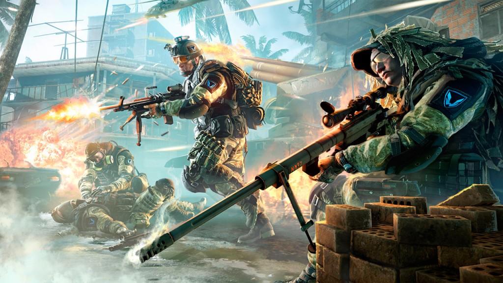 Llega la beta cerrada de Warface, el FPS online de Crytek.