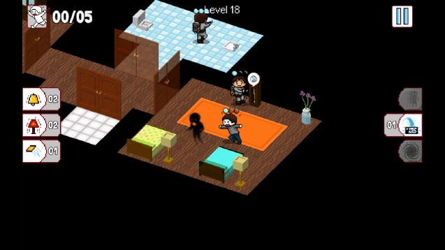 Poltergeist Pixelated Horror quire nuestro apoyo en Greenlight.