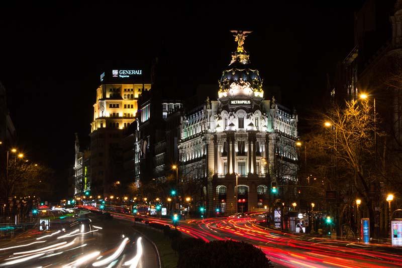 Madrid Foursquare