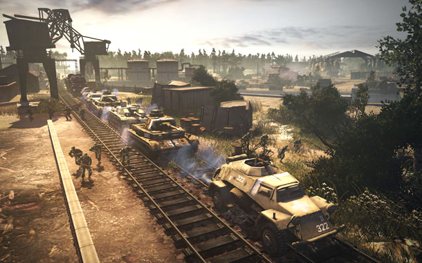 Case Blue DLC para Company of Heroes 2