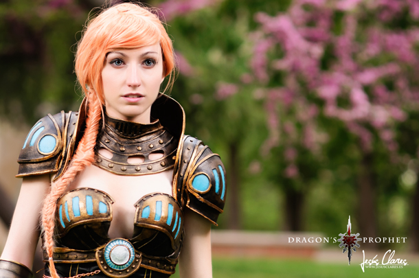 Cosplay de Dragon's Prophet.