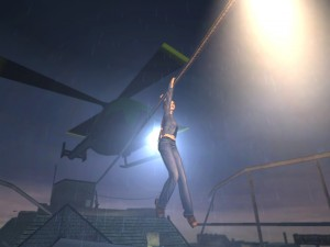 Tomb Raider: El Ángel de la Oscuridad