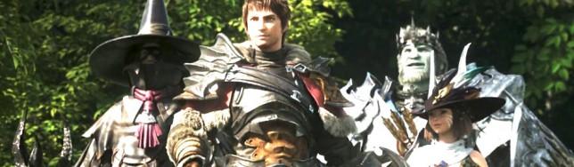 Final Fantasy XIV A Realm Reborn vuelva a estar a la venta.
