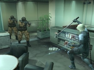 MGS 2: Substance