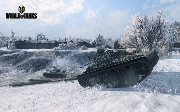 World of Tanks actualización 8.8