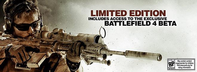 Acceso a la beta abierta de Battlefield 4.