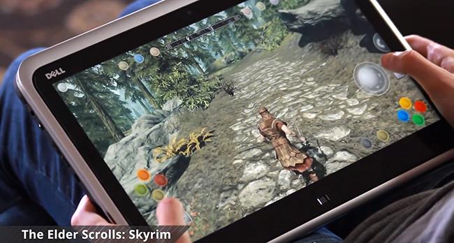 GestureWorks, controles táctiles para cualquier juego en Windows 8.