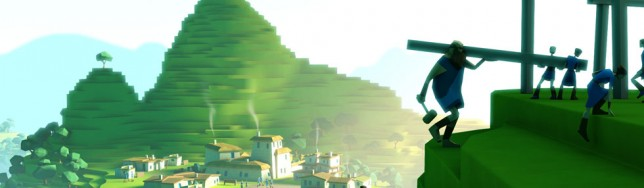 Godus Acceso Anticipado Steam