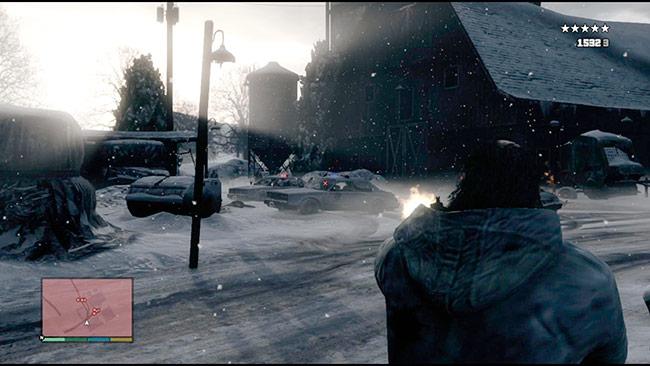 GTA V es la 'next-gen' de juegos...