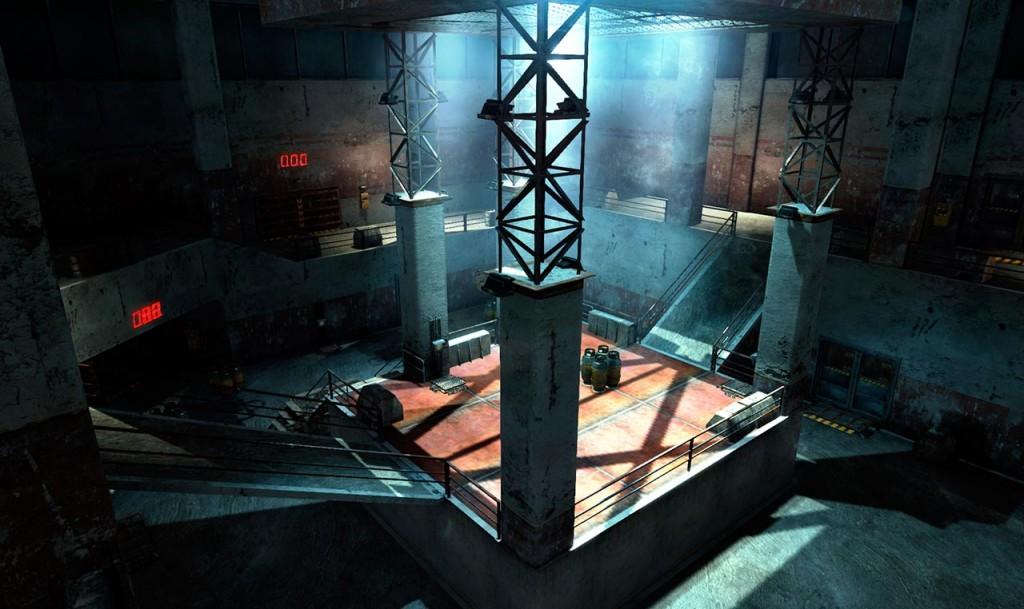 Metro Last Light Tower Pack, disponible a partir de mañana en Europa.
