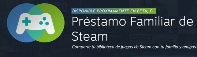 Préstamo Familiar Steam