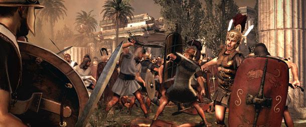 Total War Rome 2 segundo parche