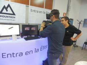 Oculus Rift Cinema demo