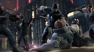 Batman Arkham Origins - MOUNTAIN GTM