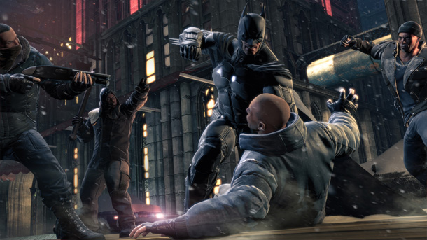 Batman Arkham Origins: gameplay de 17 minutos