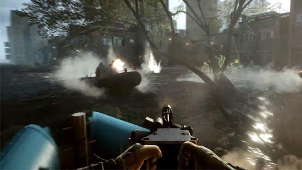Battlefield 4: nuevo anuncio de TV con gameplay