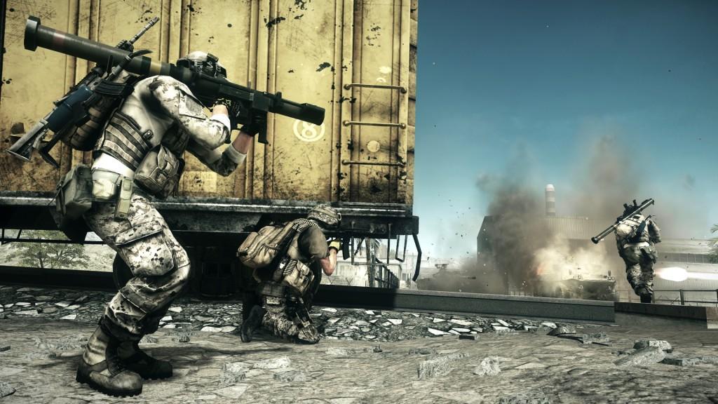 Taller IA - Battlefield 3 - DICE