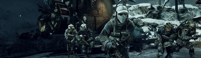 Call of Duty Ghost: Modo extincion contra aliens