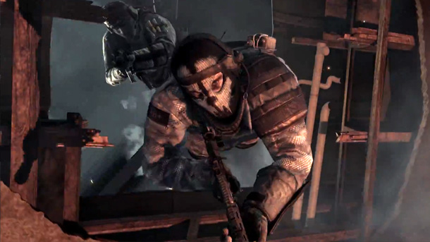 Call of Duty Ghosts: trailer gameplay de lanzamiento